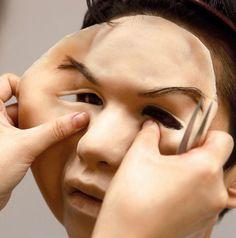 men disguise masking
