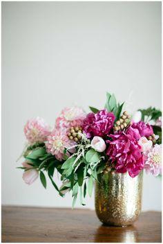 Party flower arrangement