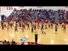 Bouncing To The Beat - AC 5th and 6th Graders - Let's Get It Started - YouTube