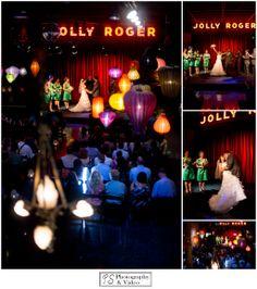 Georgetown Ballroom - Seattle Wedding Venue  Photo Credit: PS Photography
