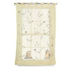 Classic Pooh™ Sheer Window Curtain