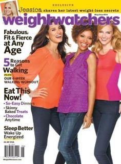 Weight Watchers Magazine - 4.19/1year!