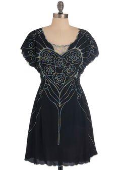Baking Flower Dress | Mod Retro Vintage Dresses | ModCloth.com
