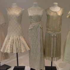 #gold #dresses #bath #fashionmuseum