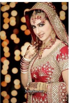 Bridal Makeup Different Cultures : Big Fat Indian Wedding on Pinterest Indian Bridal ...
