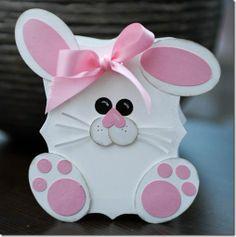 Easter punch art box