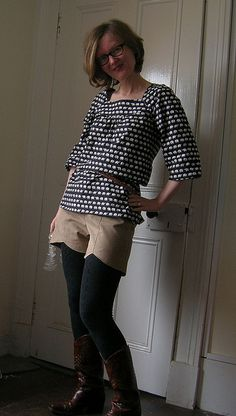 Simplicity Pattern S1879, Lisette Sew Your Own Tunic (http://www.simplicity.com/p-7452-misses-miss-petite-sportswear.aspx#t-2)