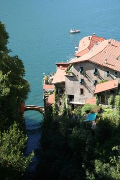 Nesso, Lombardy, Italy