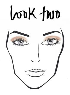 Look 2 of 3 eye make