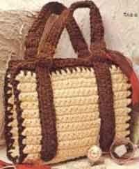 Classic       Crochet Bag