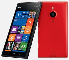 Review: Nokia Lumia 1520 Red With 4G LTE & 20MP Camera by Chris Rauschnot http://twitter.com/24k #tech #smartphone #4G