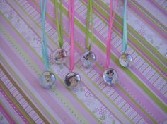 Princess Party Favor Necklaces by KarensCrownCreations on Etsy