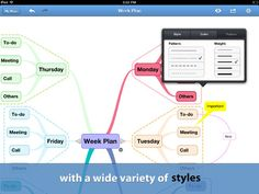 BigMind - a nice iPad app for brainstorming or mind mapping 10 ipad, top 10, educ technolog, mobil learn, creat mindmap, learning, education technology mental, educational technology, ipad app