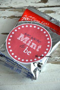 peppermint patties, valentin gift, gift ideas, valentine gifts
