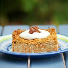 Carrot Cake Baked Oatmeal by Southern In Law