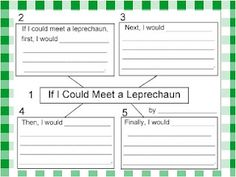 Story starter!! What if I met a leprechaun!
