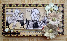 ABC Primer box by Ariadna Markelova #graphic45
