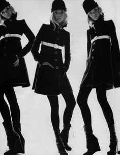 1960s Boots and Coats