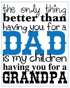 So cute for my daddy!