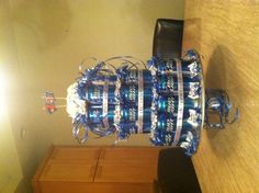 AWESOME BEER CAN CAKE FOR 21st Birthday!