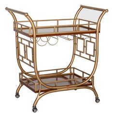 The Devlin - Love this bar cart by Society Social