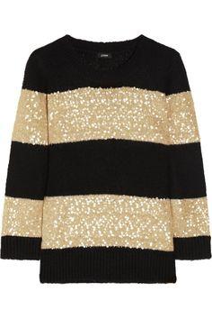J Crew Holiday sweater.