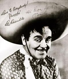 The Cisco Kid and Poncho.