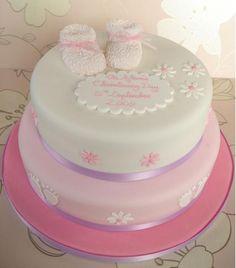 Baptism cake ideas (for Avery)