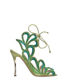 Nicholas Kirkwood - Spring / Summer 2013 - pretty snazzy shoes!