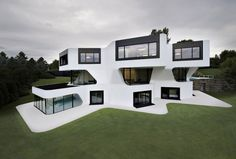 Dupli Casa, a private residence in Ludwigsburg, South Western Germany