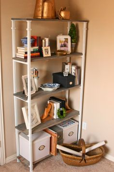 Windgate Lane: Knock off Bookshelves