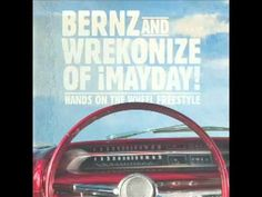 """No beat is safe from Wrek and this time, he brought Bernz along for an all new freestyle.    For week two of Wrek's freestyle series, the ¡MAYDAY! frontmen trade speedy verses over Schoolboy Q's hazy """"Hands On The Wheel"""" for a Strange Music remix that will have you chillin' with the clouds above."""