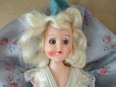 Vintage Blonde Doll In Original Box by BitofHope on Etsy