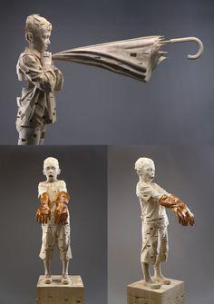 galleries, artists, dream, geharddemetz, art sculptures, wood sculpture, blog, gehard demetz, design