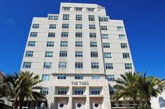 Miami Beach: The Tides Hotel, Ocean Drive, South Beach (Miami Beach, Florida) Hotels in Ocean Drive!