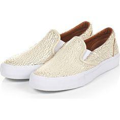 Sneaker low Slip-On,Used Optik Vorderansicht