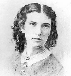 Elizabeth Blackwell ~ Rejected by more than 19 medical schools before she was accepted by Geneva Medical College in NY. She graduated on 23 Jan 1849 to become the first female doctor in history