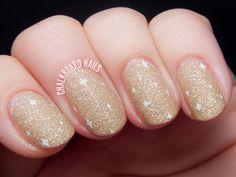 Subtle Glam - Zoya Godiva with Stamping
