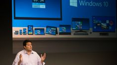 Microsoft Unveils Windows 10, But What Happened to Windows 9?