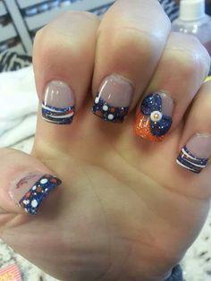Bronco nails