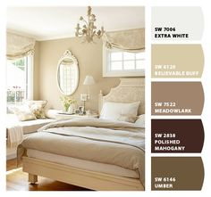 Absolutely fabulous master suite