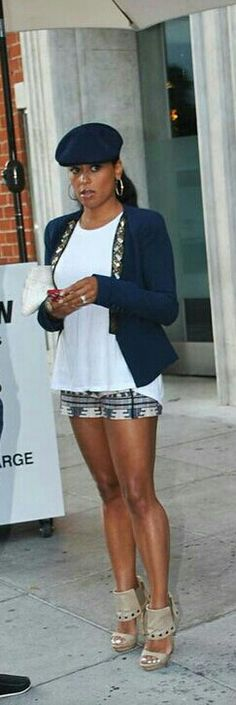 Essence Atkins Legs   Who Looked More Bangin     Essence AtkinsEssence Atkins Legs