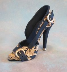 Fondant High Heel Cake Topper Luulla Pictures