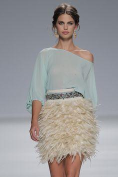 Vestidos de fiesta de Matilde Cano 2014 #vestidosdefiesta #invitadas Gown, attire,evening dress,night dress