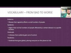 Immunology: 05 Outbreak! - YouTube