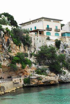 Porto Christo, Mallorca, Spain.
