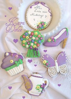 Mother's Day Decorated Cookies on Pinterest | 20 Pins