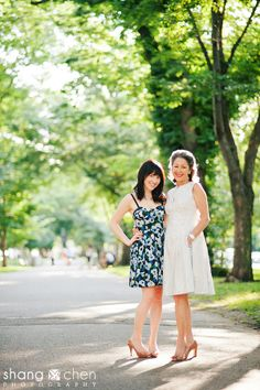 boston back bay mother daughter photography 04 by Shang Chen Photography