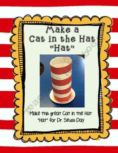Make a Cat in the Hat hat