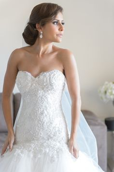 Stunning brides on pinterest pallas couture bridal for Suzanna blazevic wedding dresses